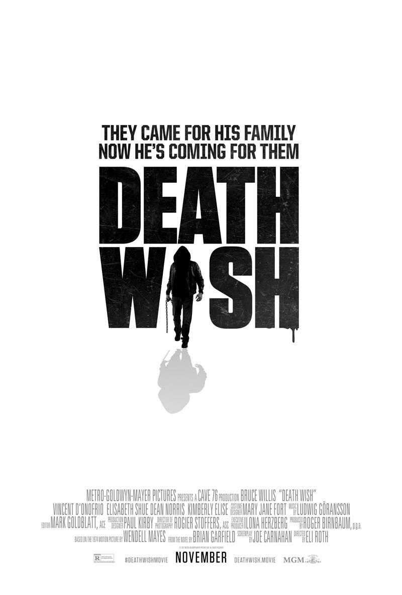 Primer trailer de Death Wish
