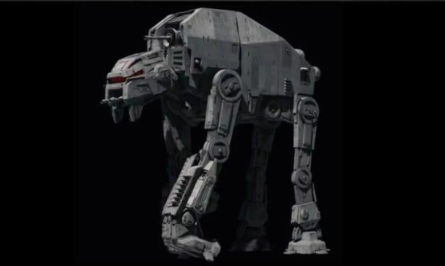 Nuevos vehículos en Star Wars: The last Jedi